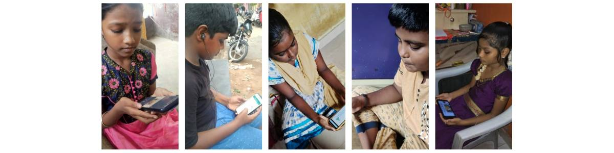 Providing Quality Education for Underprivileged Children during COVID-19