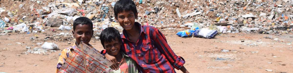 Support food for hungry poor children in the time of second wave of Coronavirus in India.
