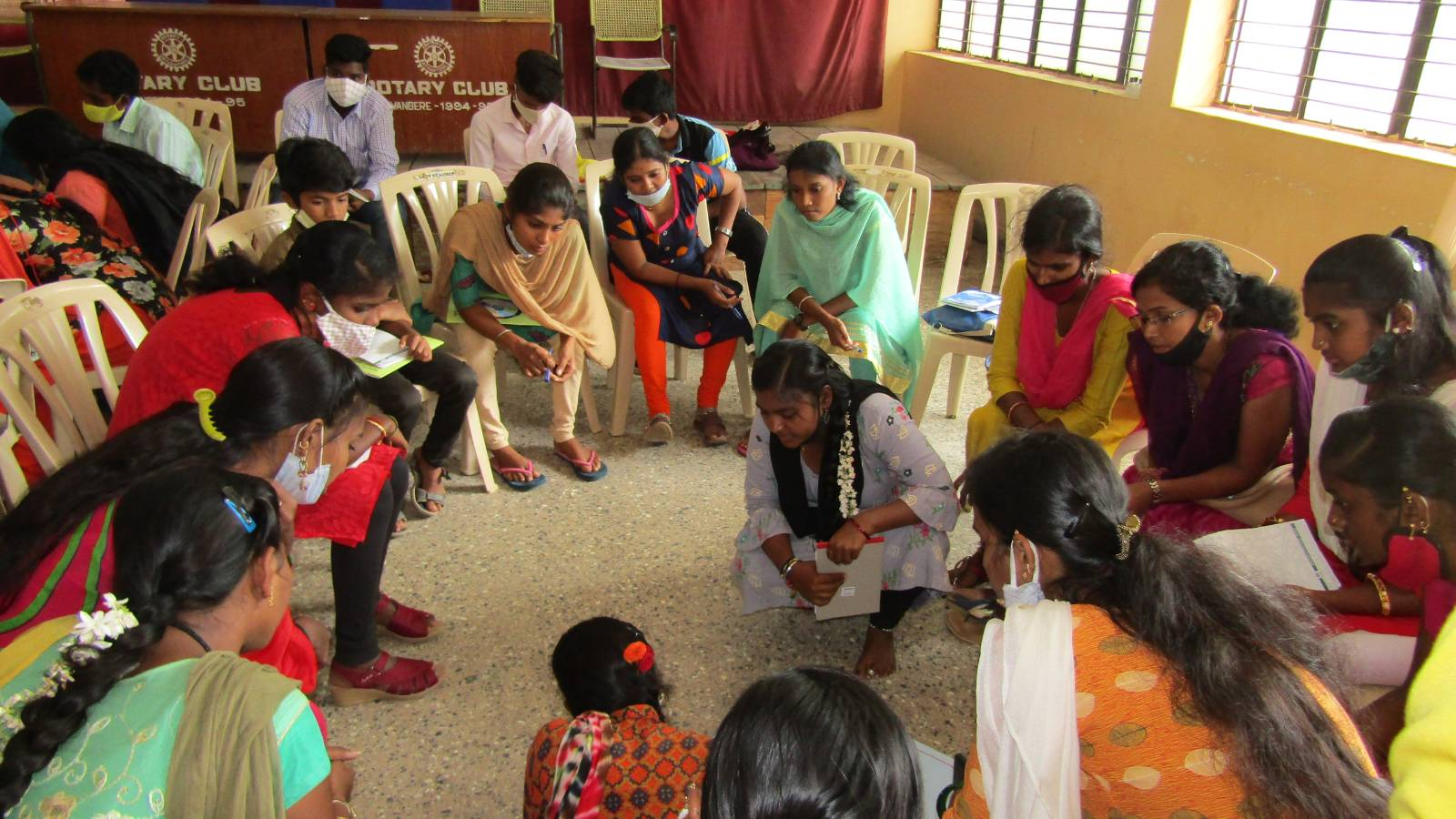 Life Skill Training for Youths and Children's