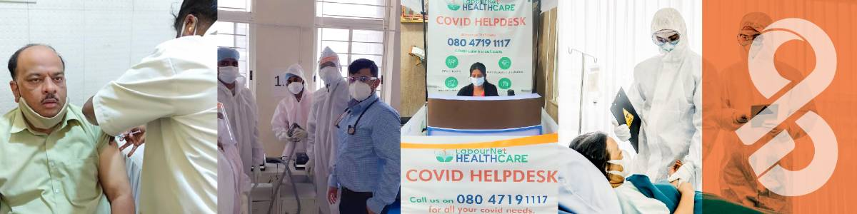Join the three-pronged COVID-19 response