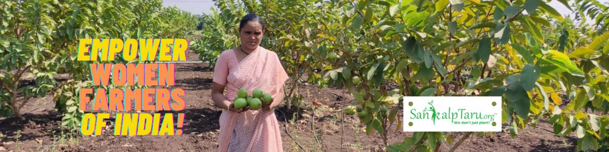Empower Women Farmers of India