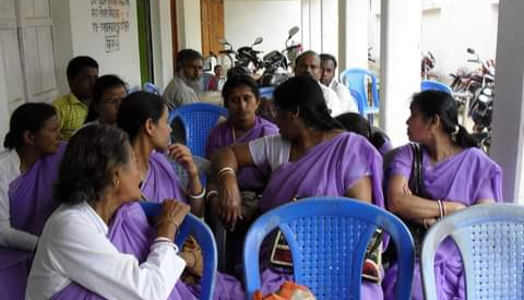 Training of 1000 Women for Employment Opportunities in Kharagpur, West Bengal