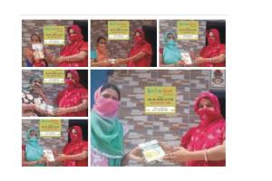 Provide Ration for Lockdown effected families