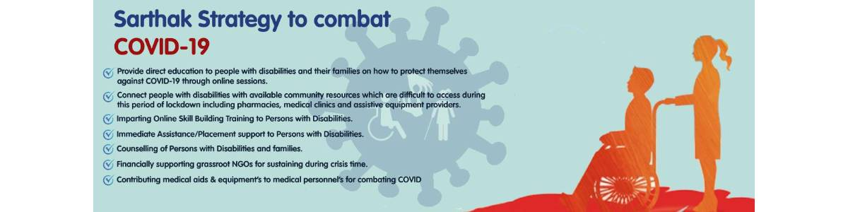 Empower Persons with disabilities