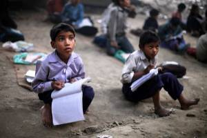 Help to Educate the Most Unfortunate Children