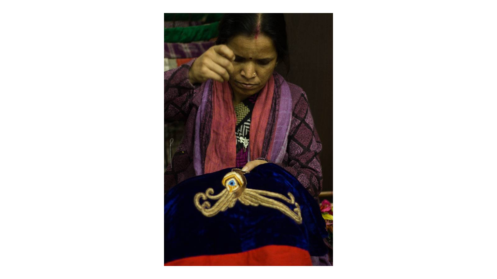 Embroidery workers_Members_Delhi