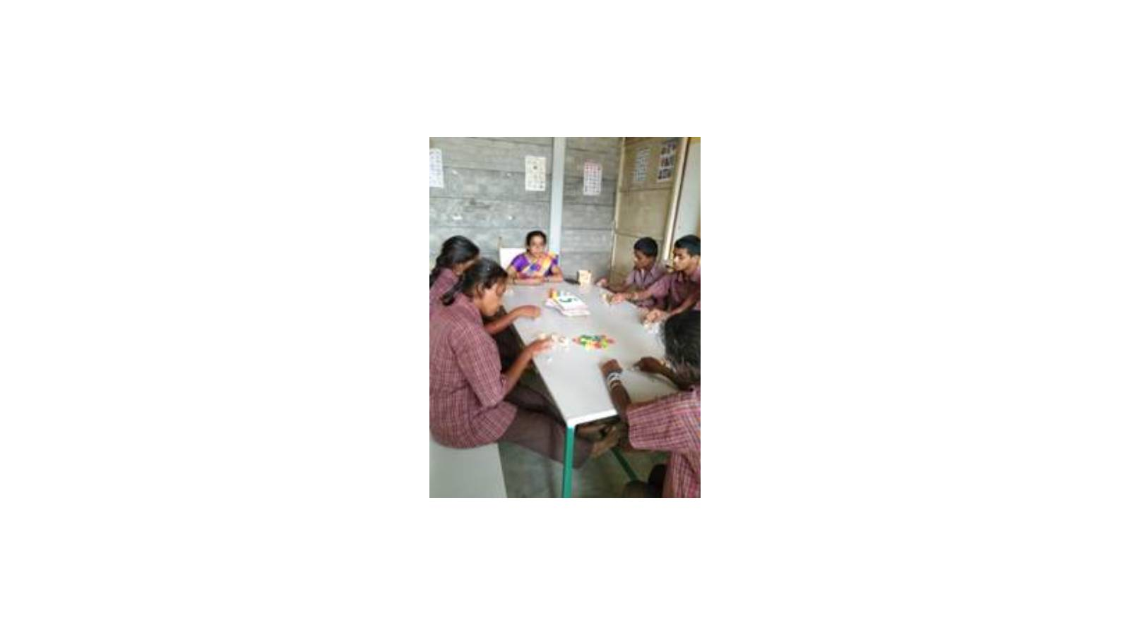Special Residential School for 75 Mentally Challenged Children with Food, Shelter, Special Education, Health, and Vocational Skills Training