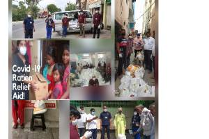 COVID 19 - Mission Rescue Persons with Disability