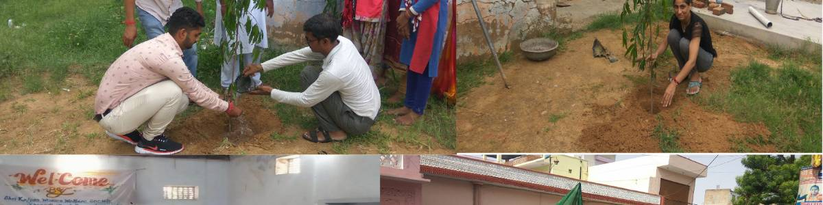 Help in water crisis by women & students  Awakening Project