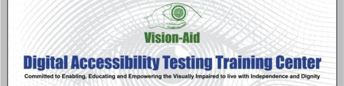 Vision-Aid Digital Accessibility Testing Center (DATTC)