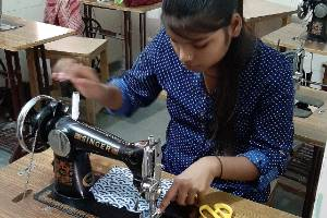 Create Livelihood for 200 Women - Stitching and Tailoring