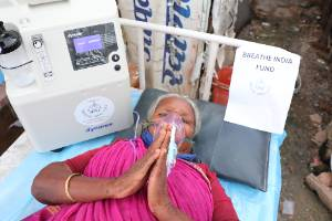 Breath India - Oxygen support for the Covid patients