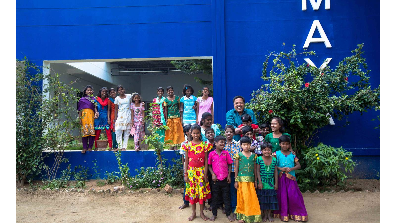 Maya Home for HIV infected and affected children