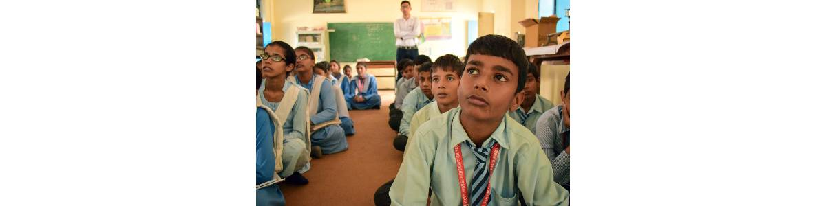 Transform the life trajectory of gifted government school students from low-income families