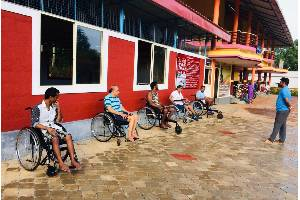 Sevadhama - Provide New Life & Hope to people with Spinal Cord Injury