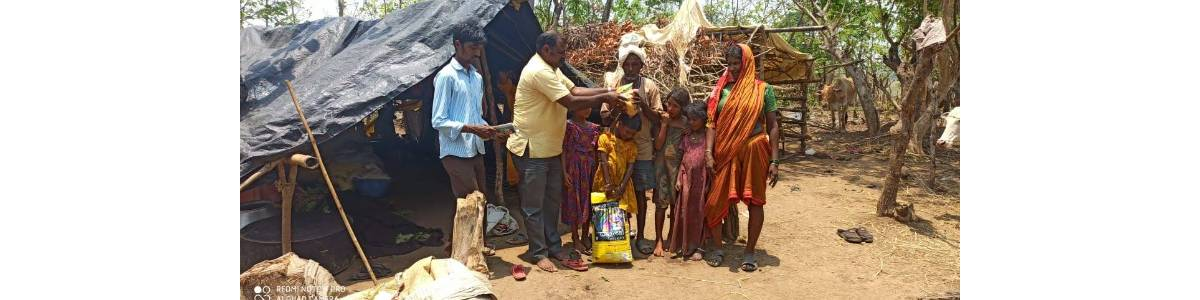 Fight Against COVID-19 in Tribal Villages