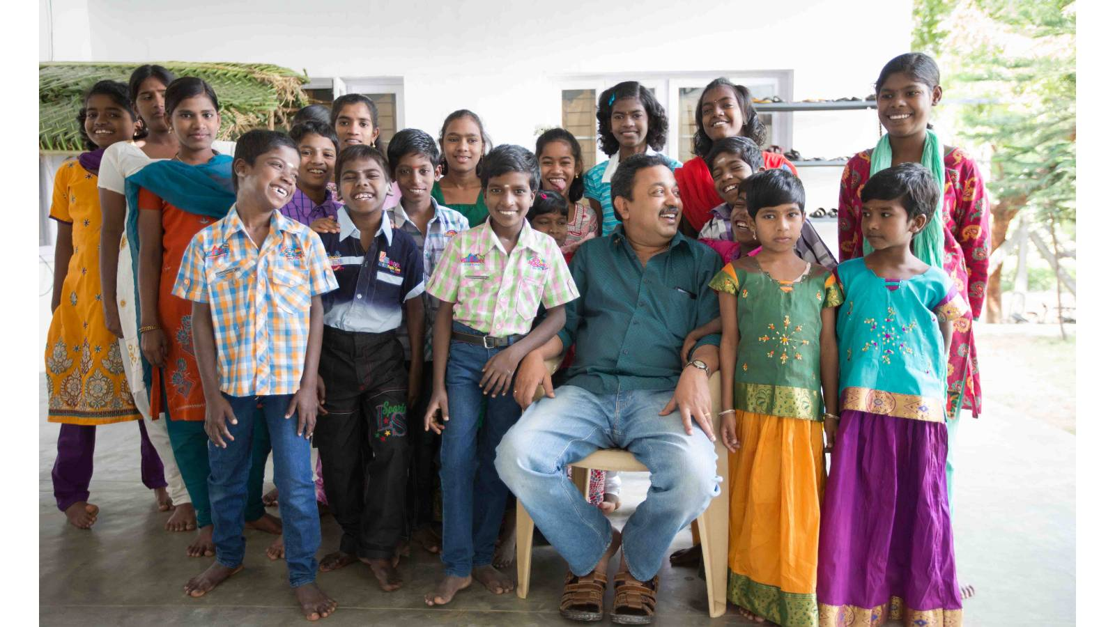 Tdhc's Children with Founder