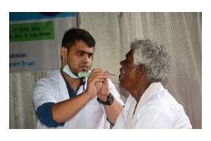 Ensuring healthy life for the Leprosy affected living in leprosy colonies of Delhi