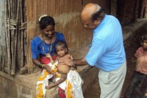 Impact India Foundation's Trace, Treat, Track project - Nutrition needs