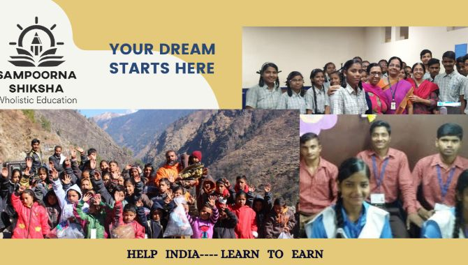 HELP SUPPORT--- RURAL YOUTH TO EARN A LIVING