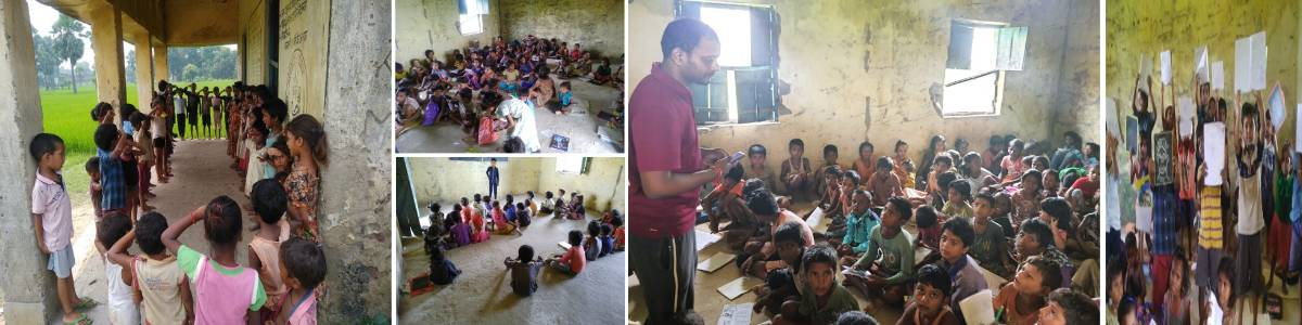 Providing education in rural areas