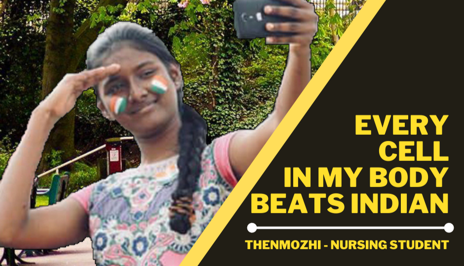 Support Thenmozhi to pay for the B. Sc Nursing (I year)