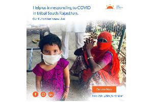 COVID-19 response in tribal, high migration areas of Southern Rajasthan