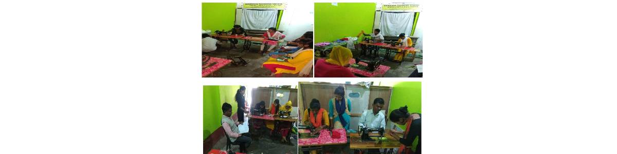 UNNATI - Progress through Women Empowerment Livelihood Training