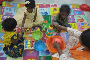 Transforming the Lives of Underprivileged Children with Special Needs