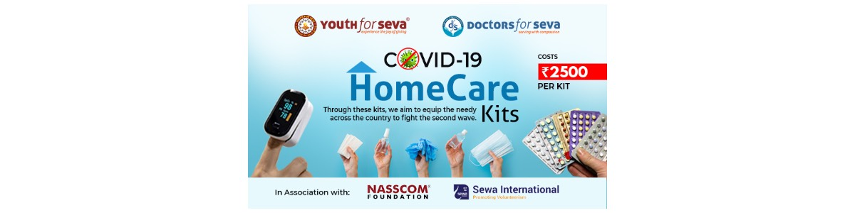 Provision of Home care kits to Symptomatic & Asymptomatic Covid Positive Patients