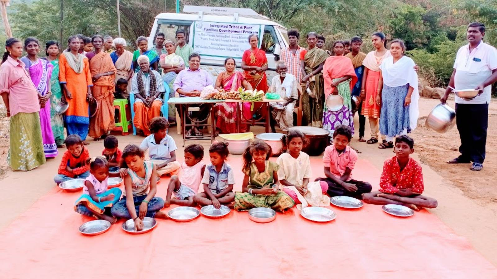 Help with Nutritious Food for Hungry Children in India due to COVID-19