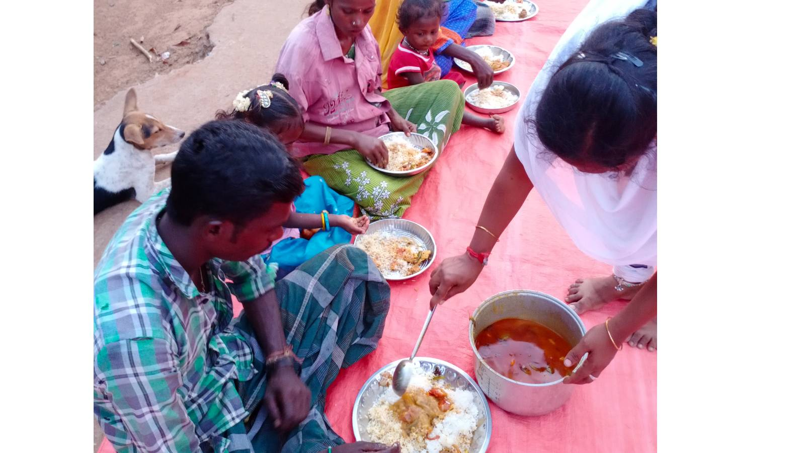 Donate 1$ (INR 70) 1 Nutritional food for a poor child affected in 2nd wave of COVID pandemic in India.