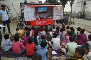 Project Pa8shaala - An initiative to educate and enroll slum kids into schools