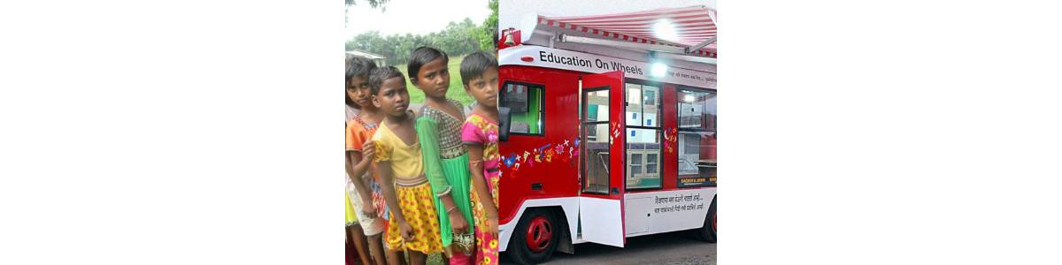 E-Pathshala/Schools on Wheels