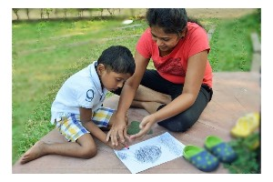 Education and counselling support to families and children with intellectual disabilities