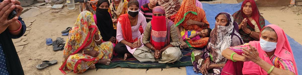 Help The Needy - Helping adversely affected families in Rajasthan due to Covid-19