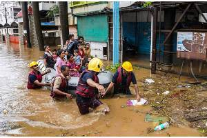 Appeal to Provide Help to Flood Victims in Maharashtra