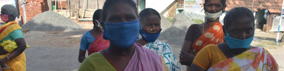 COVID Relief for Women-run households in Tamil Nadu
