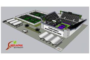 DONATION APPEAL FOR CONSTRUCTION OF GOPINATH MOHANTY INTERNATIONAL TENNIS STADIUM