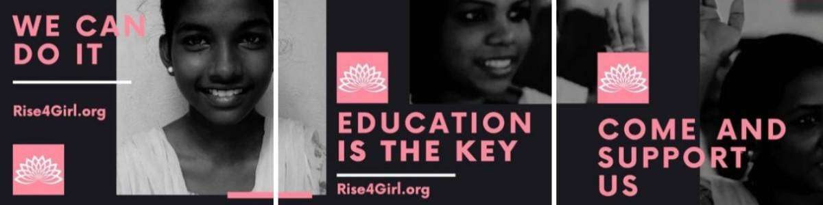 Rise4girl Scholarship Program