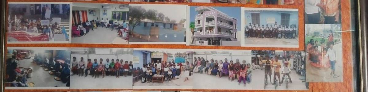 Care And Education for 30 semi-orphan and Poor Children in Bangalore.