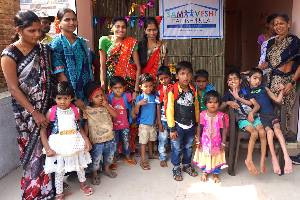 'Gift A Brick' - to build an inclusive school in Karjat