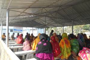 Creating Climate Resilient Families in the Sundarbans