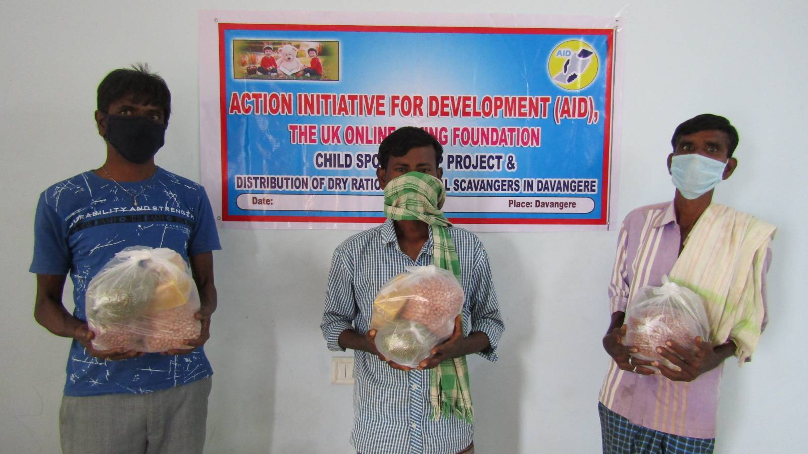 Nutritional support to TB Patients