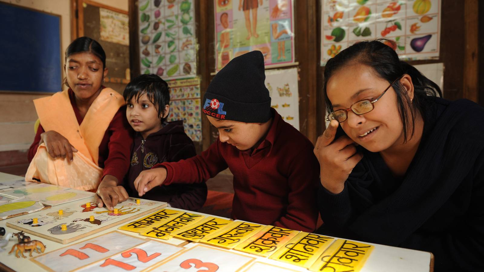 Class for Intellectually Disabled
