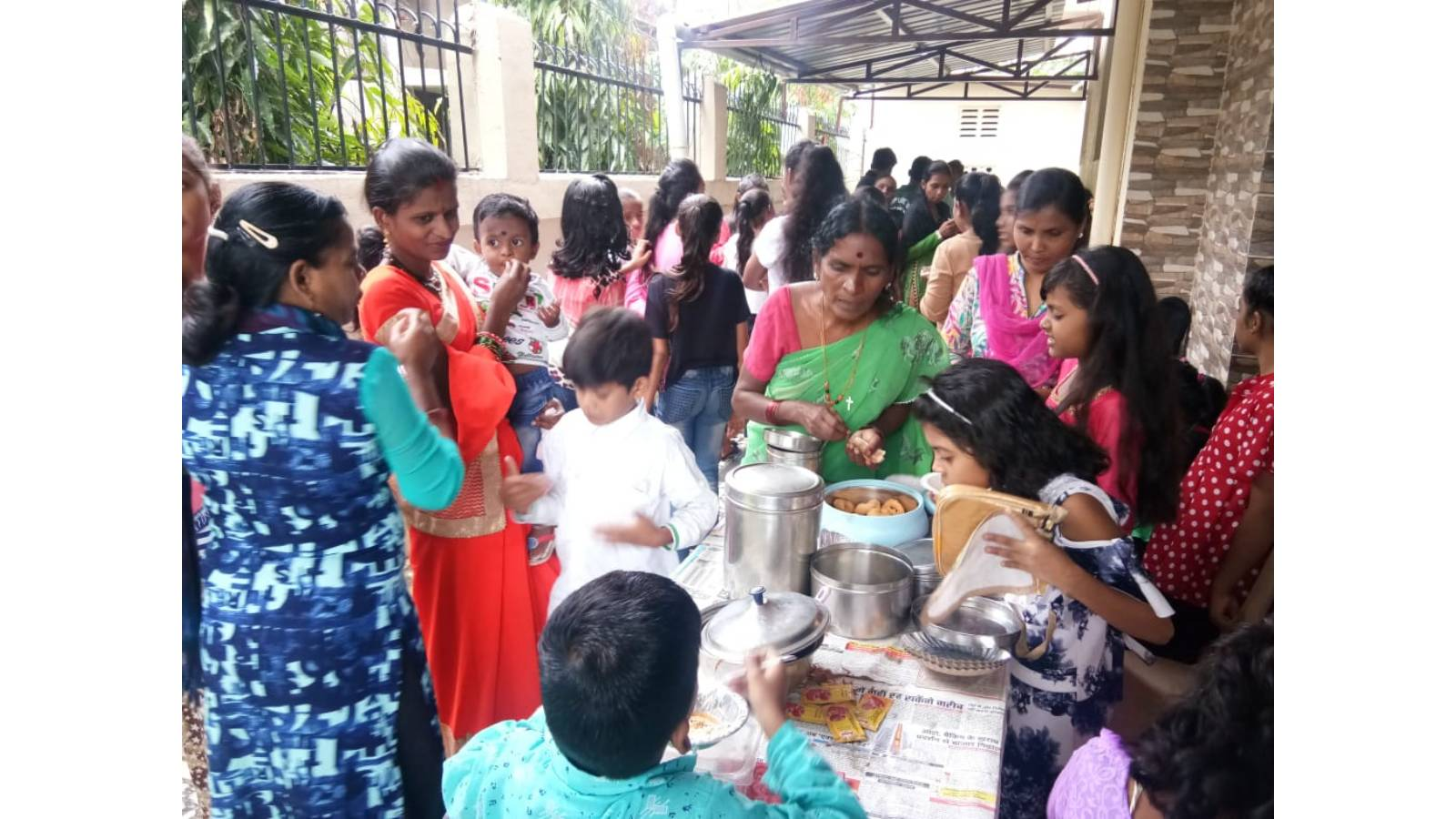 Fun and Food Carnival made by kids made for kids