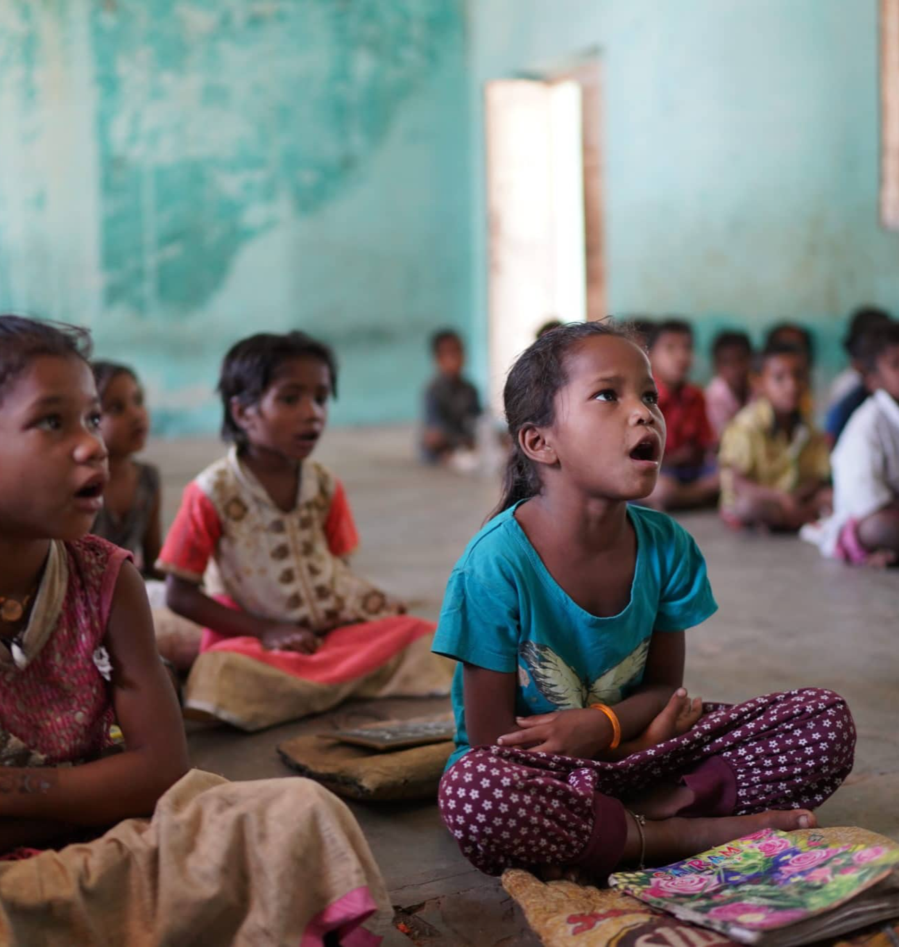 #Every Child Deserves Education : Help us to educate India