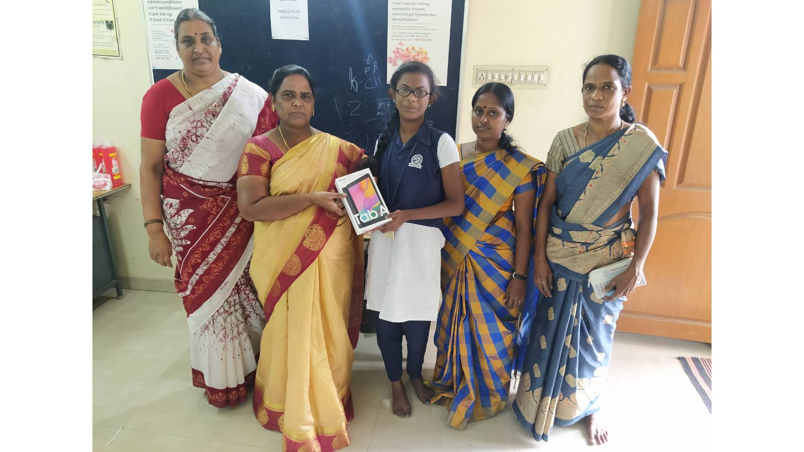 EDUCATIONAL SUPPORT TO STUDENTS FROM LOW INCOME FAMILIES