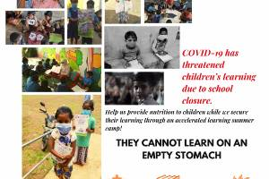 Accelerated Learning through Nutrition in Learning Camps