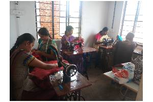 Livelihood Support for Economically Deprived Women in Mysore and Chamarajanagara Districts